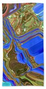 Earth Tones Beach Towel by Aimee L Maher Photography and Art Visit ALMGallerydotcom