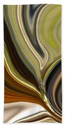 Earth Tones Beach Towel