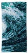 Edge Of Disaster Beach Towel