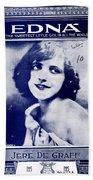 Edna Beach Towel