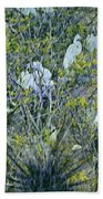 Egrets At Roost Beach Towel