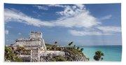 El Castillo Beach Sheet