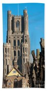 Ely Cathedral Beach Towel