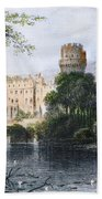 England: Warwick Castle Beach Sheet