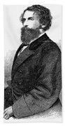 Ephraim Squier (1821-1888) Beach Towel