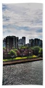 Erie Basin Marina Summer Series 0002 Beach Towel