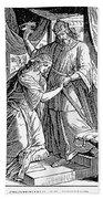 Esther & Ahasuerus Beach Towel