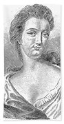 Esther Johnson (1681-1728) Beach Towel