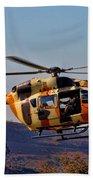 Eurocopter Uh-72 Lakota Beach Towel