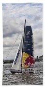 Extreme 40 Team Red Bull Beach Towel