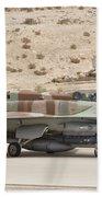 F-16i Sufa Fighting Falcon Beach Towel