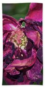 Fading Bloom Beach Towel