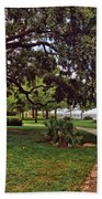 Fairhope Lower Park 2 Beach Towel