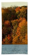 Fall Abounds Beach Towel