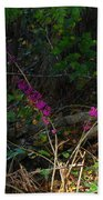Fall Berries Beach Towel