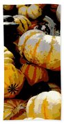 Fall Bounty Beach Towel