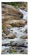 Fall River Falls Beach Towel