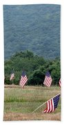 Fallen Soliders Beach Towel