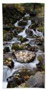 Falls Creek Beach Towel