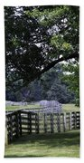 Farmland Shade Appomattox Virginia Beach Towel