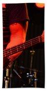 Fender Bender Beach Towel by Bob Christopher
