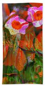 Fields Of Seeds Beach Towel