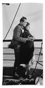 Film: Lying Lips, 1921 Beach Towel