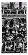 Fireman - Jackets Helmets And Boots Beach Towel