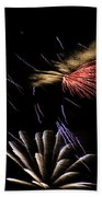 Fireworks Fun 2 Beach Towel
