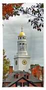 First Parish Church Beach Towel