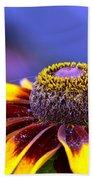 Flakes Of Pollen Beach Towel