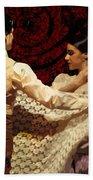 Flamenco Series No 3 Beach Towel