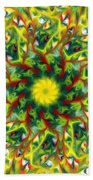 Floral Fantasy 071311 Beach Towel