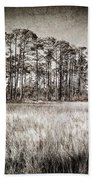 Florida Pine 2 Beach Towel
