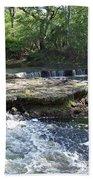 Florida Rapids Beach Towel