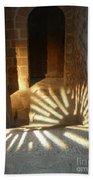 Follow The Light-stairs Beach Sheet