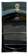 Ford Street Rod Beach Towel