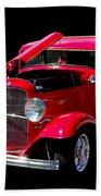 Ford Vicky 1932 Beach Towel
