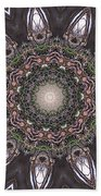 Forest Mandala 1 Beach Towel