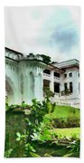 Fort Canning Park Visitor Centre Beach Towel