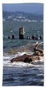Fort Stevens Beach Towel
