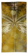 Fossil Gold Beach Towel