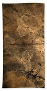 Fossilite Beach Towel