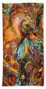 Four Elements Earth Part 3 From 4 Beach Towel