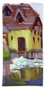 Fourge Mill Giverny Beach Towel