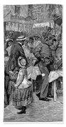 Fourth Of July, 1888 Beach Towel