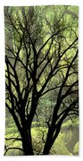 Freaky Tree 2 Beach Towel