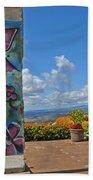 Free - The Berlin Wall Beach Towel