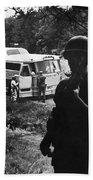 Freedom Riders, 1961 Beach Towel