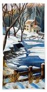 Fresh Snow In Virginia Beach Sheet
